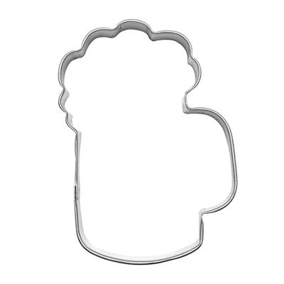 画像1: 〒 クッキー型/ビールジョッキ (1)