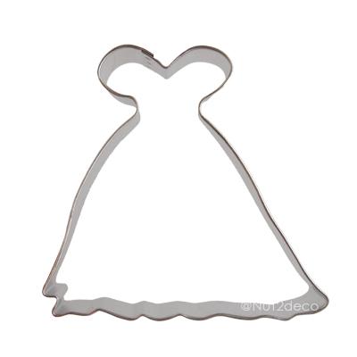 画像1: 〒 クッキー型/袖付きドレス (1)
