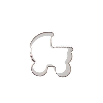 画像1: ミニ★クッキー型/ベビーカー (1)