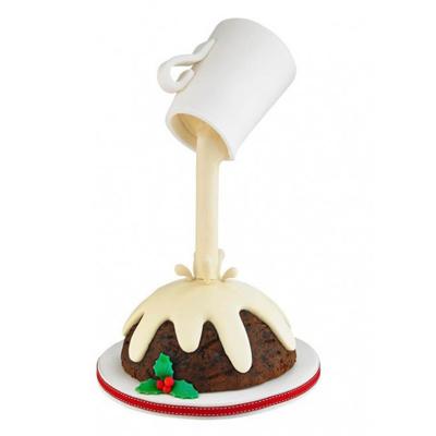 画像1: 立体ケーキ用骨組みパーツセット(注ぐタイプ) (1)