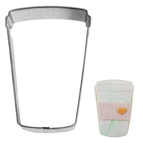 画像1: 〒 クッキー型/コーヒーカップ (1)