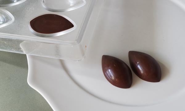 グラデーションチョコレート