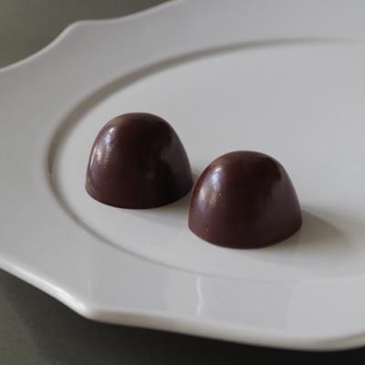 画像1: 〒 CK ボンボンショコラのチョコレート型/丸プレーン 3.5cm (1)