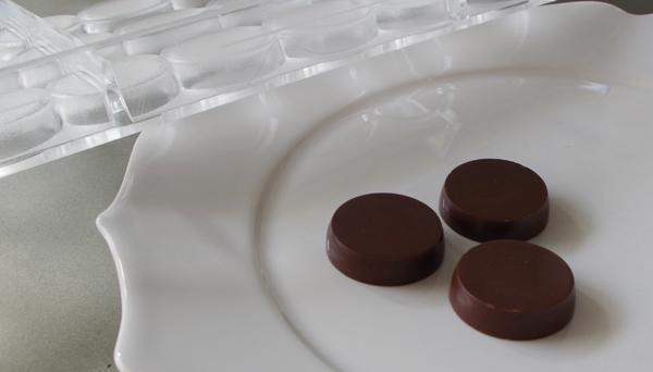 ポリカーボネートチョコレート型