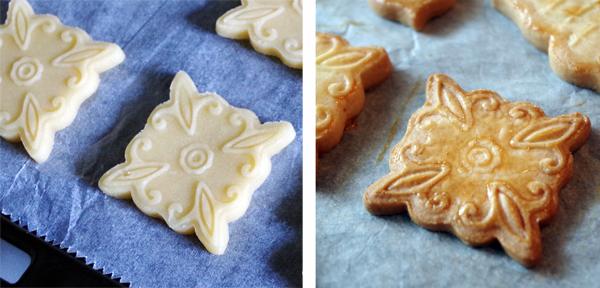レトロなクッキー