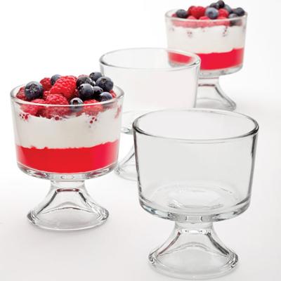 画像1: ミニ★トライフルボウルグラス(Anchor Hocking Mini Trifle Bowl) (1)