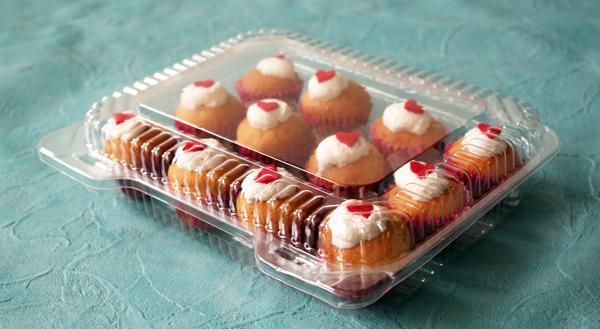 カップケーキミニプラケース