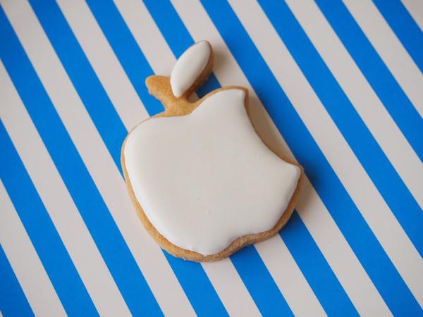 アップルクッキー