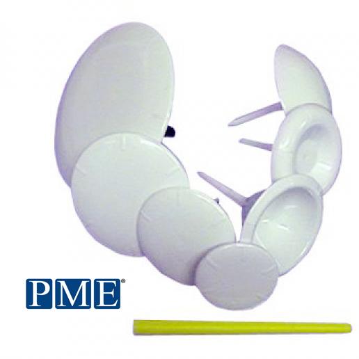 画像1: PME フラワーネイルセット (1)