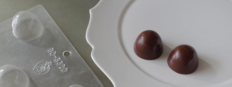ボンボンショコラのチョコレート型