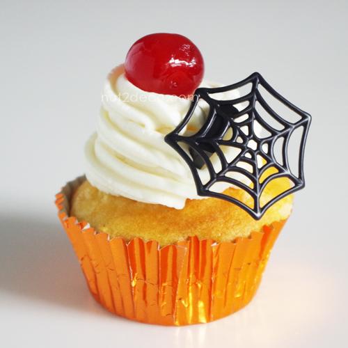 画像1: ケーキリング/クモの糸(5個入) (1)