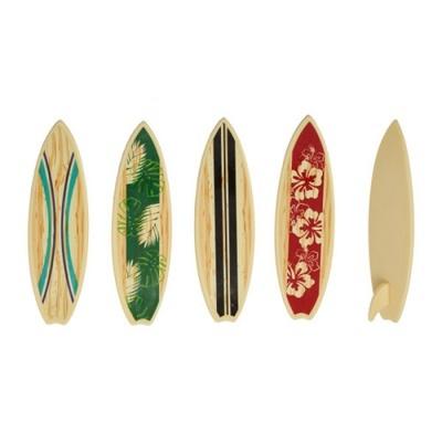 画像1: ミニチュアケーキトップ/サーフボード(4種セット) (1)