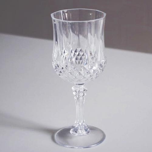 画像1: ワイングラス(プラスチック) (1)