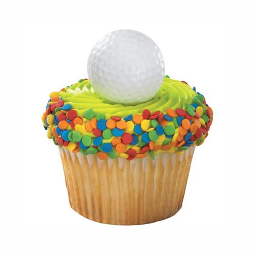 画像1: ケーキリング/ゴルフボール(3個入) (1)