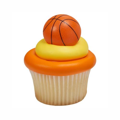 画像1: ケーキリング/バスケットボール(3個入) (1)