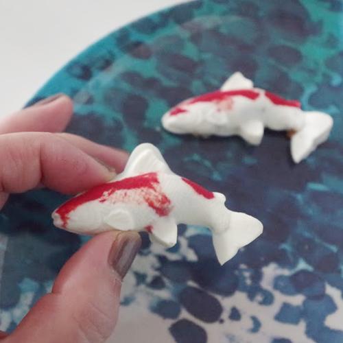 画像1: 〒 CK チョコレート型/魚8 (1)