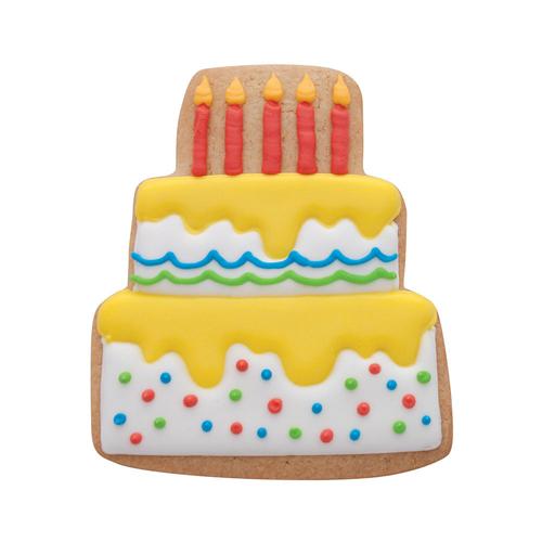 画像1: 〒 クッキー型(Ann Clark)3段ケーキ (1)