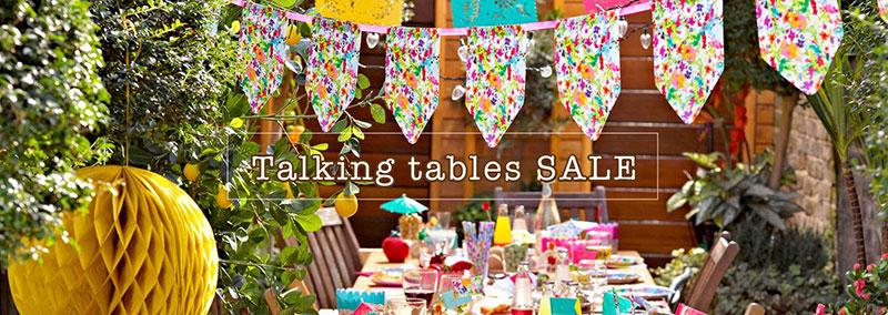 トーキングテーブル(Talking tables)
