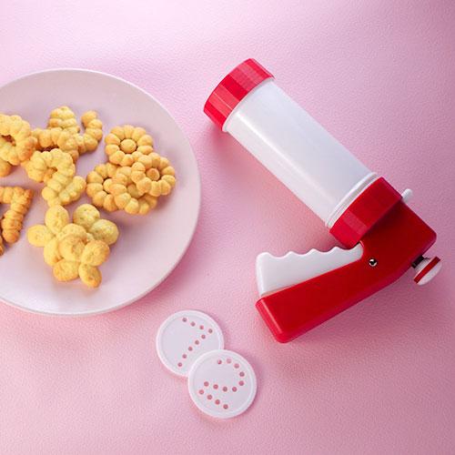 画像1: FoxRun クッキープレス(数字入りクッキーガン) (1)