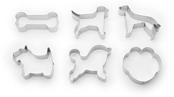 犬のクッキー型