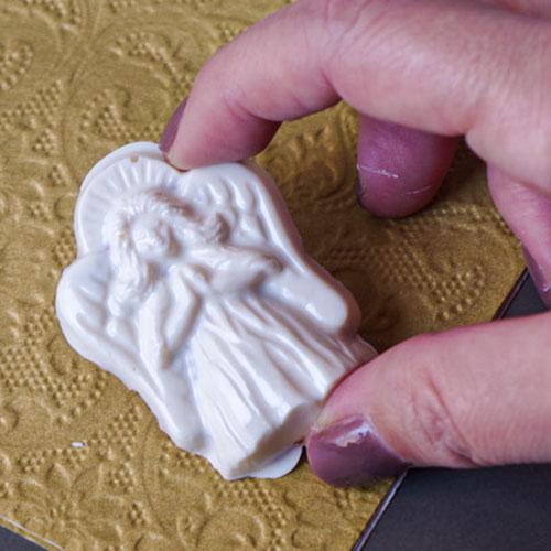 画像1: 〒 CK チョコレート型/クリスマスアソート (1)