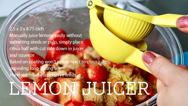 レモンを絞る道具