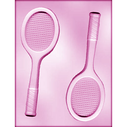 画像1: 〒 CK チョコレート型/テニスラケット (1)