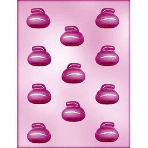 画像1: 〒 CK チョコレート型/3Dカーリングボール (1)