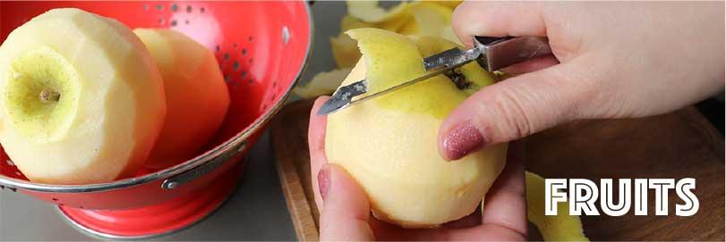 フルーツのパイ