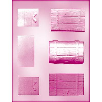 画像1: 〒 CK チョコレート型BOX/宝箱 (1)