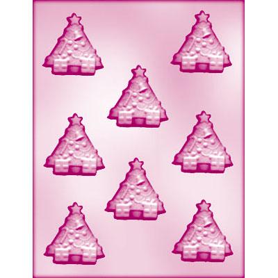 画像1: 〒 CK チョコレート型/クリスマスツリー&ギフト (1)