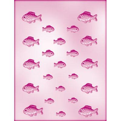 画像1: 〒 CK チョコレート型/お魚 (1)