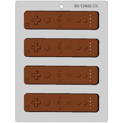 画像1: 〒 CK チョコレート型/ゲームコントローラー (1)