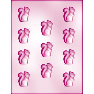 画像1: CK チョコレート型/リス (1)