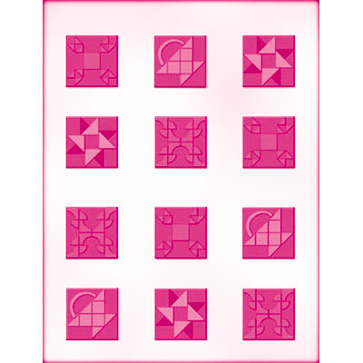 画像1: 〒 CK チョコレート型/スクエアパズル (1)