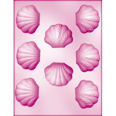 画像1: 〒 CK チョコレート型/デコラティブ貝 (1)