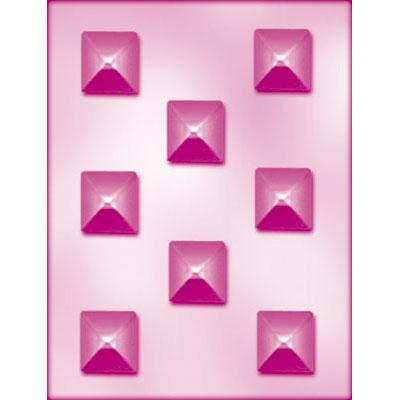 画像1: 〒 CK ボンボンショコラのチョコレート型/ピラミッド (1)